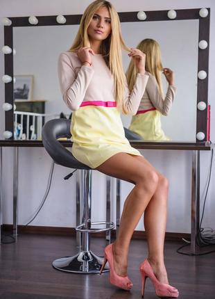 ❗️❗️❗️распродажа❗️❗️❗️ фирменное платье-трапеция, новое ❗️❗️❗️