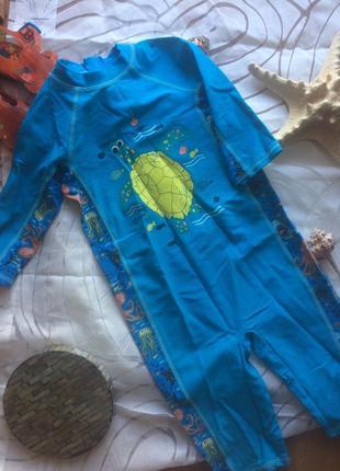 Солнцезащитный пляжный гидрокостюм marks & spencer
