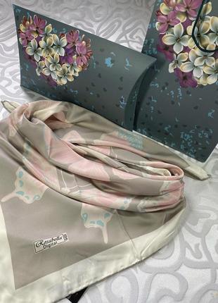 Нежнейший шелковый платок