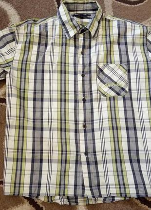 Подростковая рубашка rotation 152