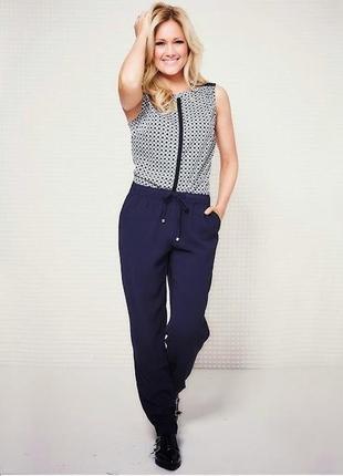Женские брюки от helene fischer р.36 евро,наш 42