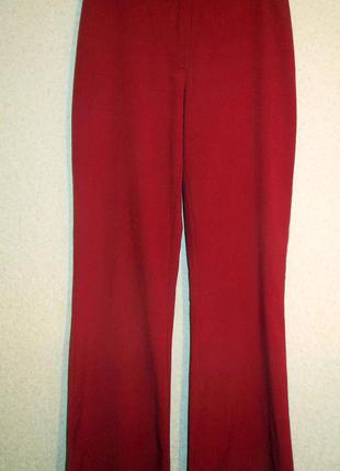 Vila красные брюки на высокую девушку