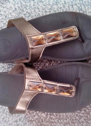 Шлепанцы fitflop