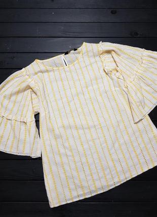 Красивая блузка размер 12