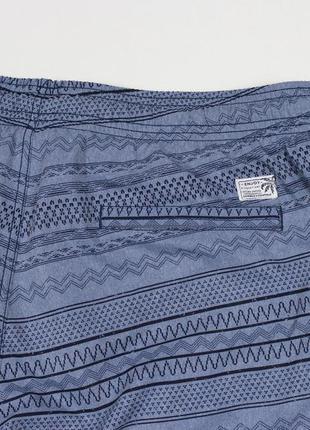 Классные шорты в узор-орнамент от we-fashion8 фото