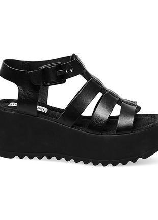 Steve madden сандалии на платформе кожаные бренд оригинал из сша
