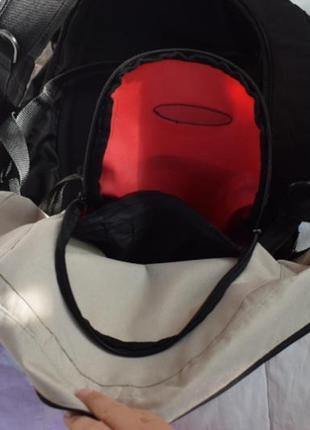 Туристический прочный фирменный рюкзак спорт городской4 фото
