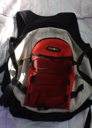 Туристический прочный фирменный рюкзак спорт городской7 фото