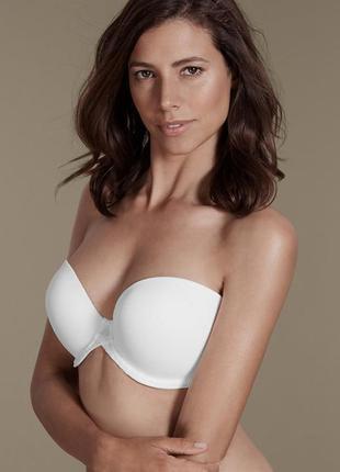 Бюстгальтер  strapless bra без бретелей 36 dd