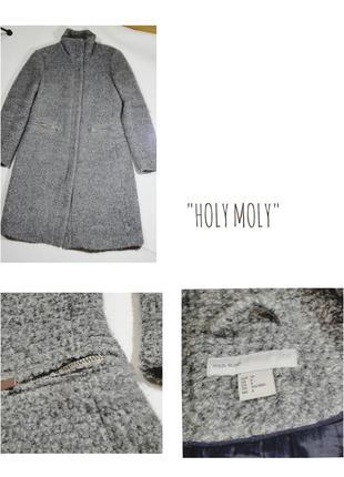 Пальто на змейке h&m