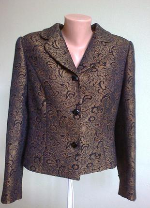 Пиджак из тафты