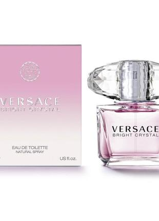 Versace bright crystal 90 ml (лиц.)