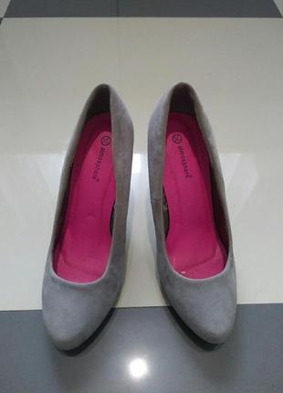 Фирменные женские туфельки atmosphere