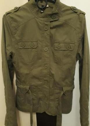 Курточка джинсовая пиджак джинсовый
