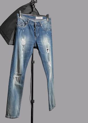 Чоловічі рвані джинси terranova