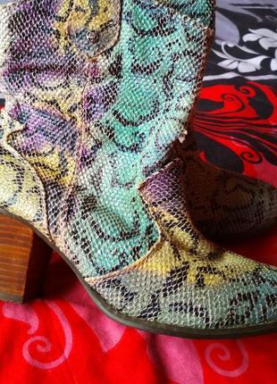 Яркие симпатичные ботинки every one3 фото