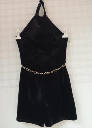 Плаття комбінезон з шортами boohoo