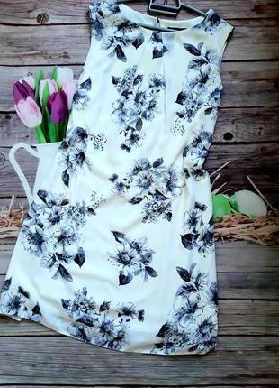 Нереально красивое платье прямого кроя