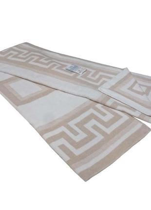 Одеяло жаккардовое хлопковое vladi греция 140x205