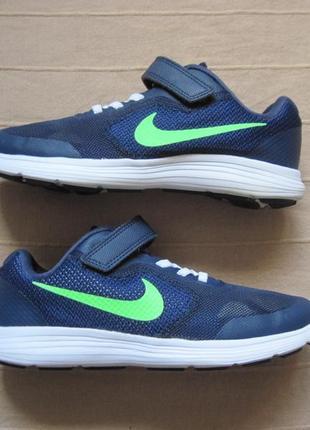 Nike revolution 3 (35) кроссовки детские оригинал