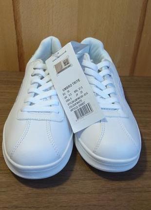 Женские кроссовки/кеды umbro белые и чёрные 👌1 фото