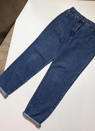 Новые мом джинсы джинси момы mom jeans made in italy италия