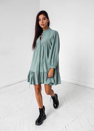 5 % скидка за подписку❤️актуальное платье сезона, свободный крой, размер s m l xl xxl