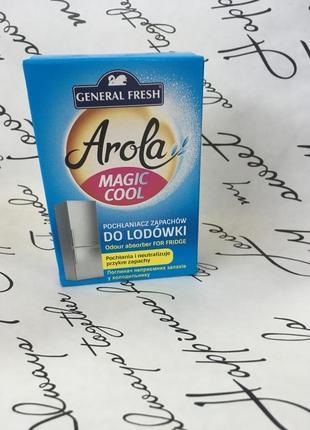 Arola magic cool поглинач неприємних запахів у холодильнику