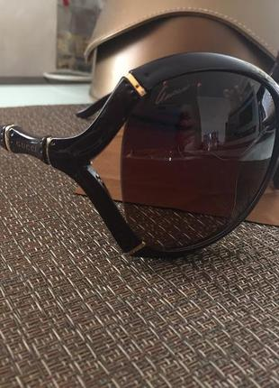 Солнцезащитные очки gucci оригинал!