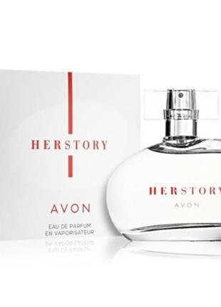 Женская парфюмерованная вода her story