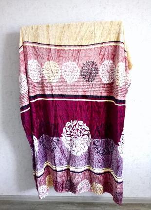 140см.×205см .новый плед ,покрывало ,одеяло ,велюровое ,круги