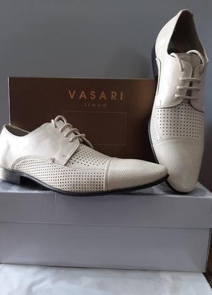 Туфли vasari турция