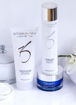 Набор идеальное очищение zo skin health obagi