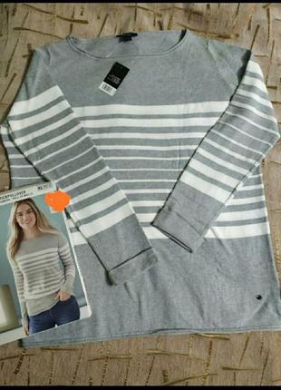 Хлопковый свитерок esmara м40/42 евро