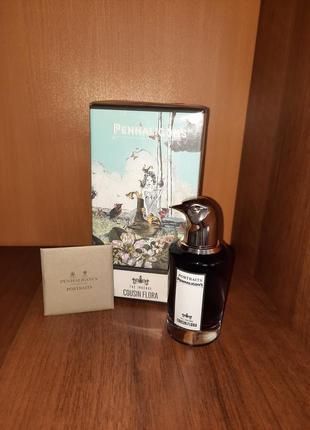 ☆оригинал☆75мл penhaligon's the ingenue cousin flora цитрусовый, фужерный, яркий,эффектный