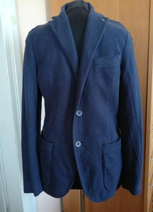 Піджак синій