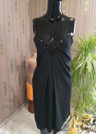 Невероятно крутое платье комбинация, пижамный стиль. цена недели :)