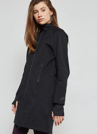 Новая непромокаемая куртка nike пальто найк из премиум линейки tech pack