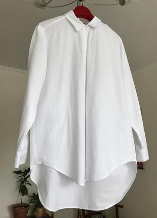 Идеальная белая рубашка