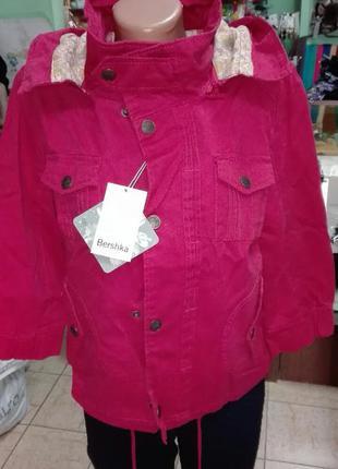 Стильная куртка bershka