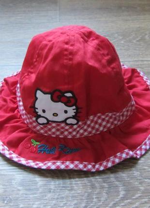 Панама шляпа
