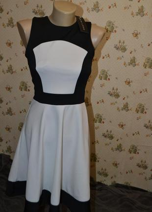 Новое платье new look размер s-36 англия