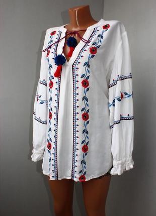 Вышиванка рубашка блуза