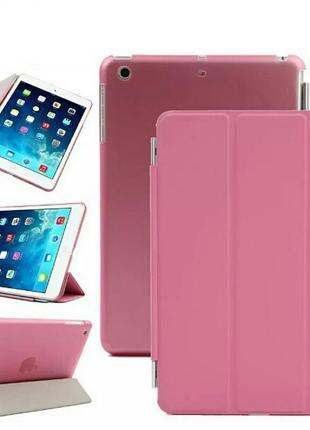 Чехол smart case для ipad air 2 айпад аир 2 розовый