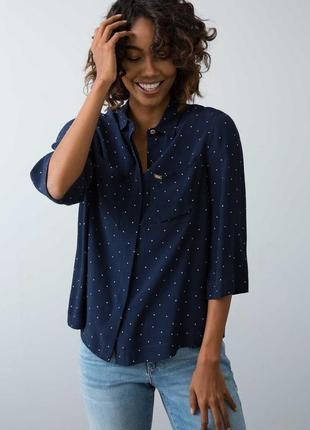Новая оригинальная рубашка u.s.polo assn