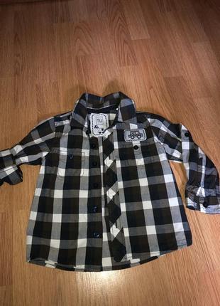 Tu 2-3 рубашка