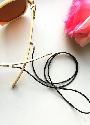 Шнур для очков кожаный, держатель для очков, glasses holder sale