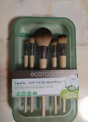 Кисти ecotools 5 кистей