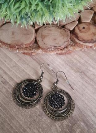 """Сережки, кульчики """"earrings for women"""""""