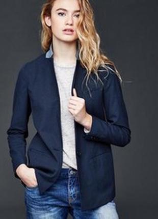 Sale🎀стильный пиджак от gap р.12